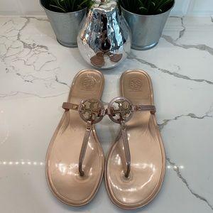 Tory Burch mini Miller jelly sandal 🥰